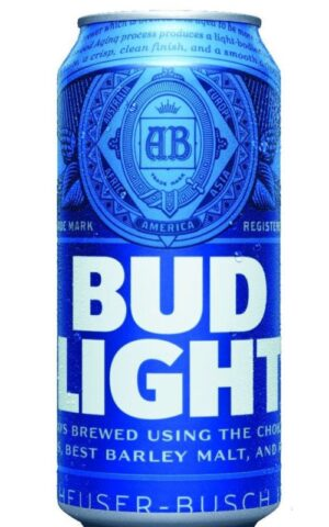Bud Light Beer 4,2% Vol. 24 x 35,5 cl Dosen Amerika