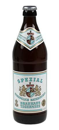 Tegernsee spezial 5,6% Vol. 20 x 50 cl MW Flasche
