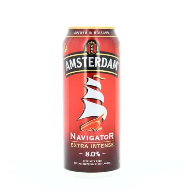 Amsterdam Navigator 8,0% Vol. 24 x 50 cl Dose Holland