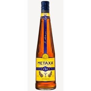 Metaxa 5 Classic Griechischer Brandy 38% Vol. 70 cl Griechenland