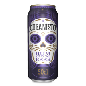 Cubanisto Rum flavoured Beer 5,9% Vol 12 x 50cl Dose