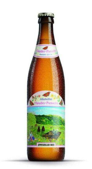 Appenzeller Flauder Panaché alkoholfrei 20 x 50 cl MW Flasche