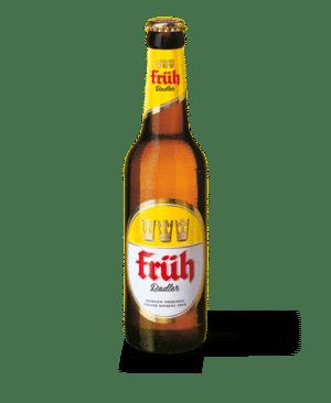 Früh Radler 2,5% Vol. 24 x 33cl EW Flasche