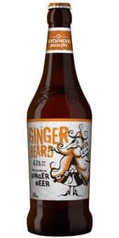 Wychwood's Ginger Beard 4,2% Vol. 8 x 50 cl EW Flasche England