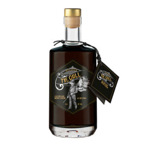 The Gull Cold Brew and Whisky Liqueur 21% Vol. 50cl