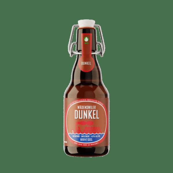 Wädenswiler Dunkel 4,8% Vol.  20 x 33 cl MW Bügelflasche