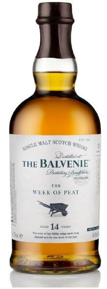 The Balvenie 14 years Week of Peat 48,3% 70 cl Scotland