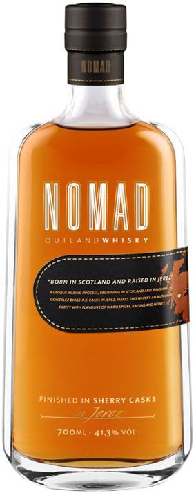 Nomad Outland Whisky 41,3% Vol. 70 cl Schottland