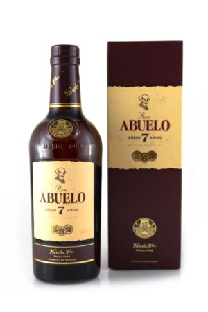 Rum Abuelo 7 years 40% Vol. 70 cl Panama