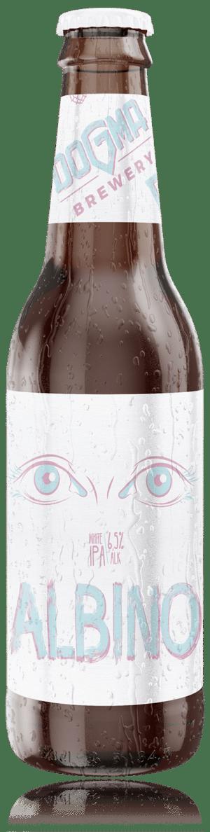 Dogma Albino White IPA 6,5% Vol. 24 x 33 cl EW Flasche Serbien