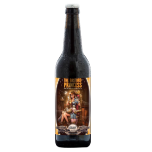Amager The Bastard Princess New England India Pale Ale 6% Vol. 24 x 33 cl EW Flasche Dänemark