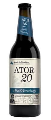 Riegele Ator 20, 7,5% Vol. 66 cl EW Flasche Deutschland