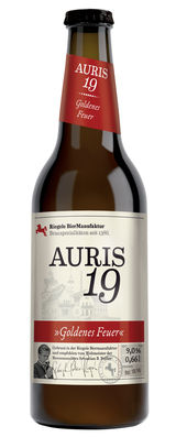 Riegele Auris 19, 9,0% Vol. 66 cl EW Flasche Deutschland