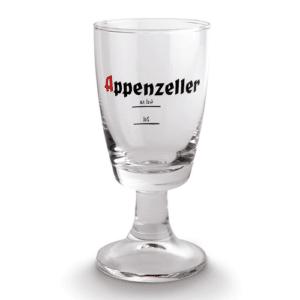 Appenzeller Kaffee Glas 12 Stück