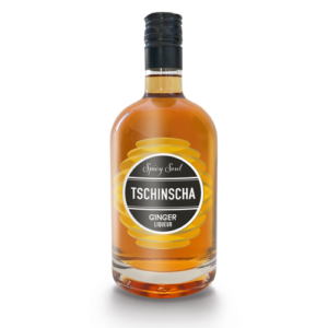 Tschinscha Ginger Liqueur 25% Vol. 70cl