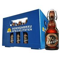 Sonnenbräu Büezer Bier 4,8% Vol. 20 x 33cl MW Bügelflasche