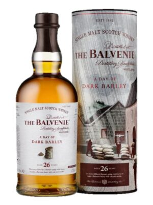 The Balvenie 26 years Day of Dark Barley 47,8% 70 cl Scotland