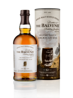 The Balvenie 12 years The Sweet Toast of American Oak Vol. 43% 70 cl Scotland
