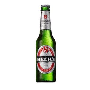 Beck's Pilsner Lager 4,9% Vol. 20 x 50 cl MW Flasche
