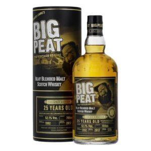 Big Peat 25 Years Old 52,1% Vol. 70 cl Schottland