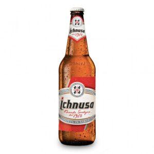 Ichnusa Bionda Di Sardegna 4.7% Vol. 24 x 33 cl EW Flasche Italien