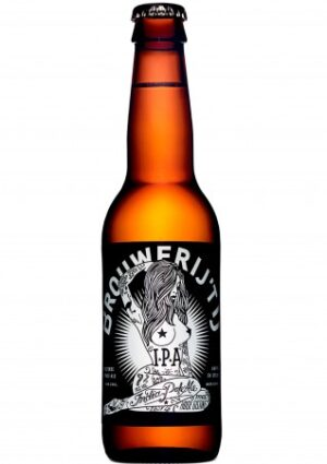 Brouwerij'tij IPA 7% Vol. 24 x 33 cl EW Flasche Holland