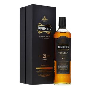 Bushmills Single Malt 21 Years 40% Vol. 70 cl Irland