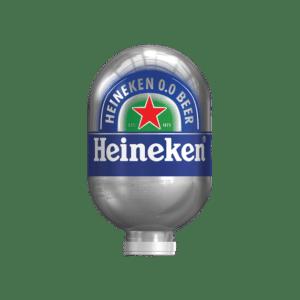 Heineken alkoholfrei 0,0% Vol. 2 Tanks mit je 8 Liter Tanks