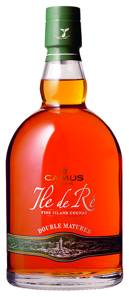 Cognac Camus Ile de Ré Fine Island 40% Vol. 70 cl