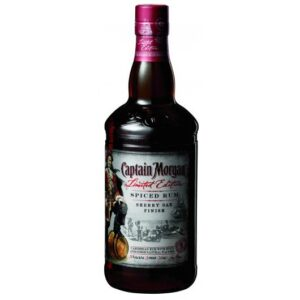 Captain Morgan Spiced Rum Sherry Oak Finish Limited Edition 35% Vol. 70 cl Jamaica