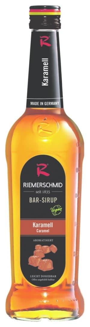Riemerschmid Sirup Caramel Barsyrup 70 cl