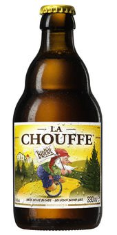 La Chouffe Blond 8% Vol. 24 x 33 cl MW Flasche Belgien