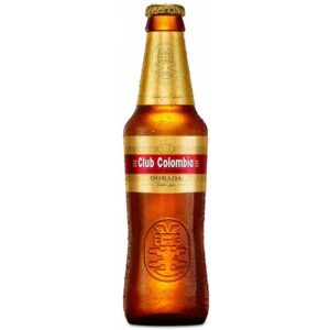 Club Colombia 4,7% Vol. 33 cl EW Flasche Kolumbien
