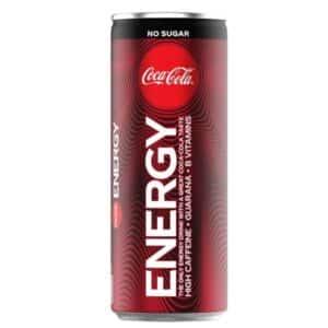 Coca Cola Energy zero 12 x 25 cl Dose