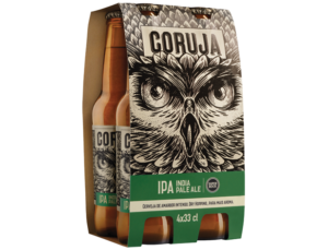 Coruja IPA 6,0% Vol.  24 x 33cl EW Flasche Portugal
