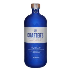 Crafter's London Dry Gin 43% Vol. 70 cl Estland