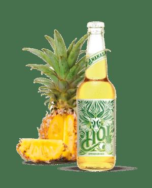 Appenzeller HOI Ananas 2,5% Vol. 24 x 33 cl EW Flasche