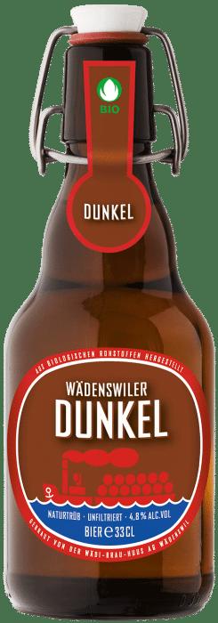 Wädenswiler Dunkel 20 x 33 cl MW Bügelflasche