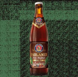 Paulaner Hefe-Weißbier Dunkel 5.3% Vol. 50 cl MW Flasche