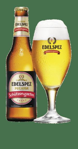 Schützengarten Edelspez 5.2% Vol. 33 cl MW Flasche