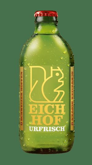 Eichhof Urfrisch 4.9% Vol. 9 x 33cl EW Flasche