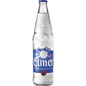Elmer Mineral mit Kohlensäure 24 x 33 cl MW Flasche