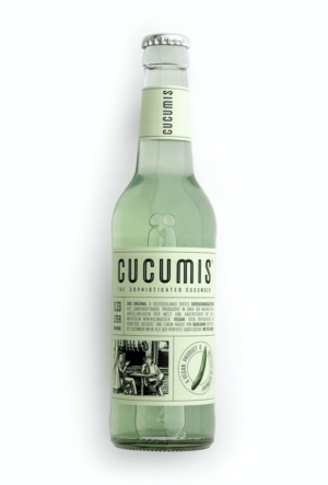 CUCUMIS Gurke 24 x 33 cl MW Flasche