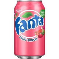 Fanta Fruit Punch 24 x 33 cl Dose