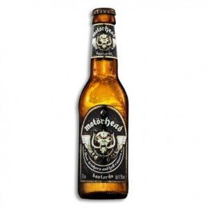 Motörhead Bastards Lager 4,7% Vol. 24 x 33cl EW Flasche Schweden
