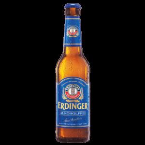 Erdinger alkoholfrei 0,4% Vol. 24 x 33 cl EW Flasche