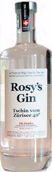 Rosy's Gin Tschin vom Zürichsee 40% Vol. 70 cl Schweiz