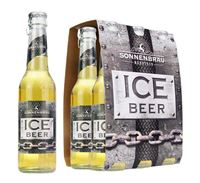 Sonnenbräu Ice Beer 5,0% Vol. 24 x 27,5cl EW Flasche