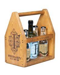 Gin Ferdinand's Saar Dry & Doctor Polidori's Dry Set 47% Vol. 50 cl Deutschland