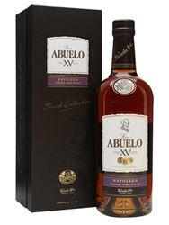 Rum Abuelo XV Napoleon 40% Vol. 70 cl Panama